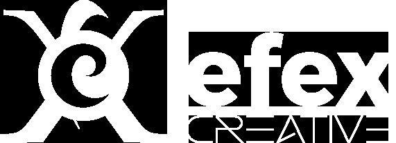 efex graphic design logo